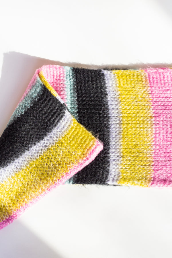 DAHL Multi Knit Scarf