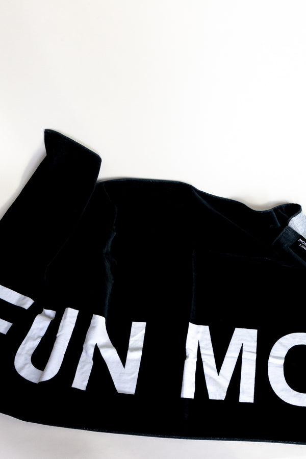 FUN MOM BEACH TOWEL