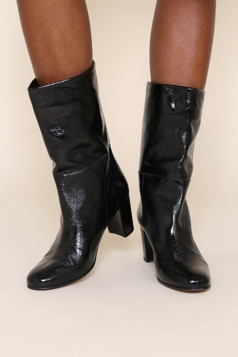 PAMMY Black Patent