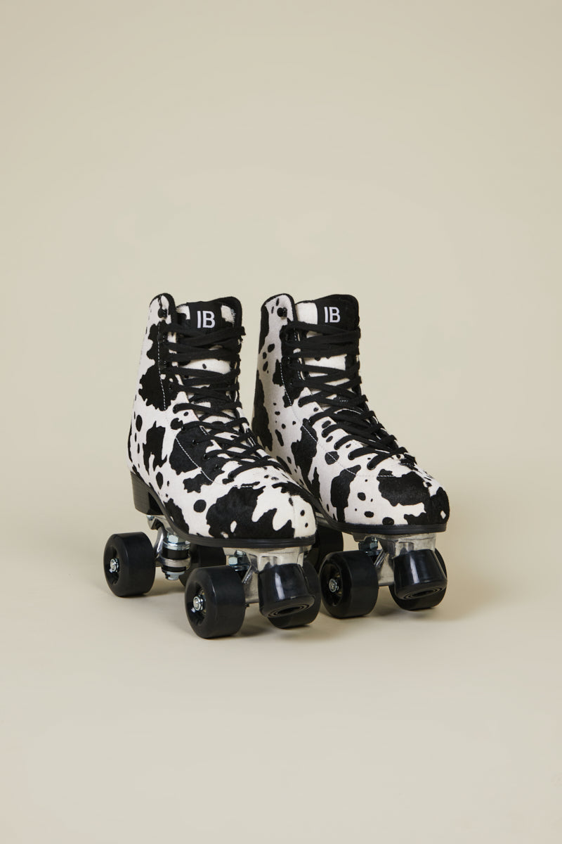 WHIP IT SKATE MENS Black Moo