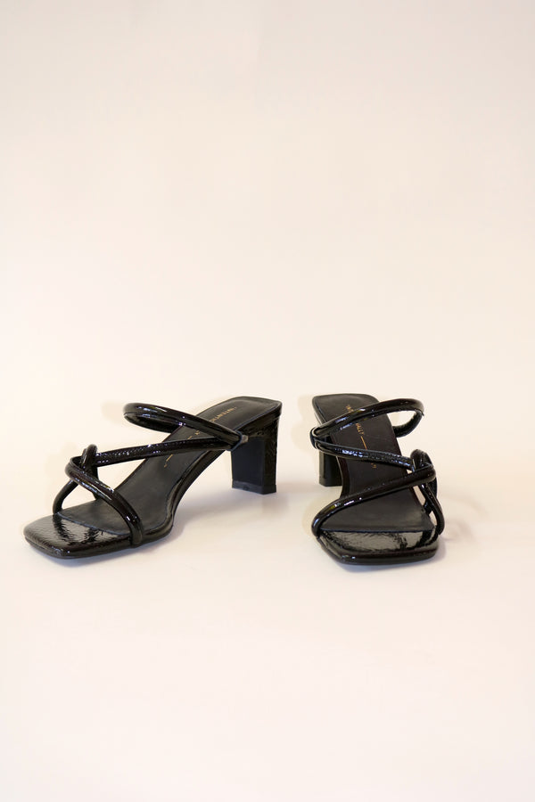 WILLOW Black Patent