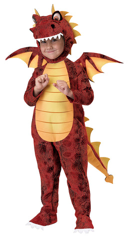 Fire Breathing Dragon-Child Costume - ExperienceCostumes.com