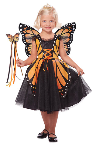 Monarch Princess-Child Costume - ExperienceCostumes.com