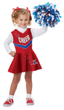 Cheerleader-Toddler Costume