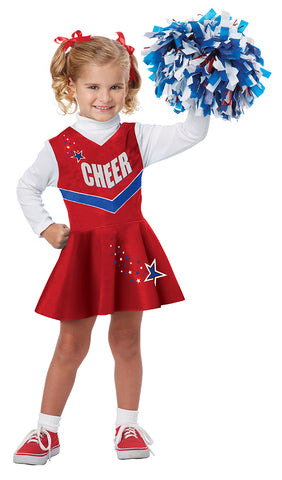 CLASSIC CHEERLEADER / TODDLER