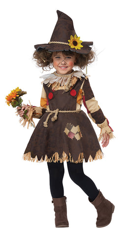 Pumpkin Patch Scarecrow-Child
