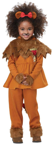 Courageous Lion of Oz-Child Costume
