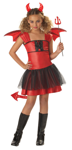 Devil Darling-Child Costume - ExperienceCostumes.com