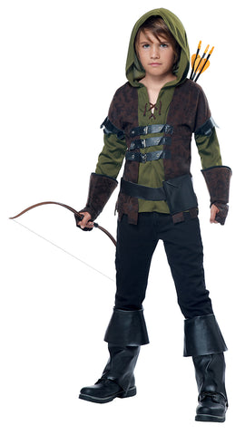 Robin Hood-Child Costume - ExperienceCostumes.com