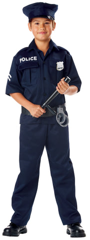 Police Officer-Child Costume