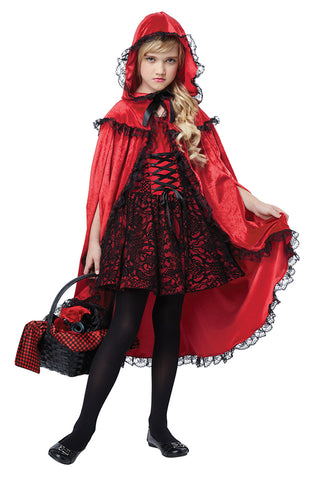 Lil' Red Riding Hood-Child Costume