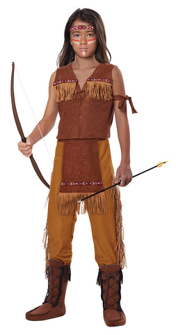 Indian Boy Classic-Child Costume