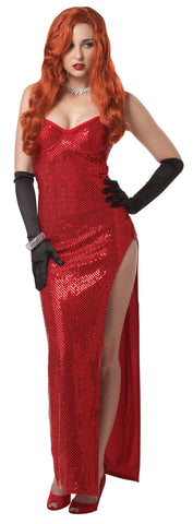 Silver Screen Sinsation-Adult Costume - ExperienceCostumes.com