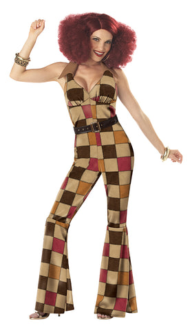 Boogie Babe-Adult Costume - ExperienceCostumes.com
