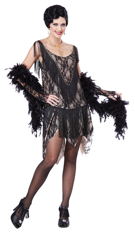 Gatsby Gal-Adult Costume - ExperienceCostumes.com