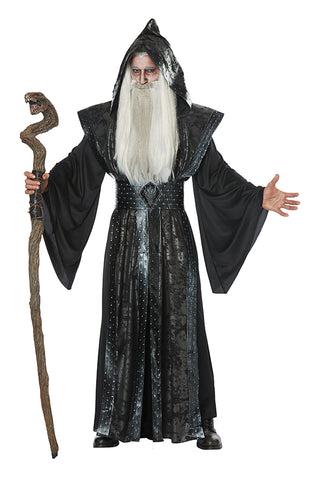 Dark Wizard-Adult Costume