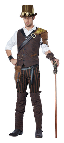 Steampunk Adventurer-Adult