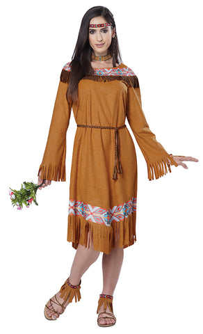 Indian Maiden-Child Costume