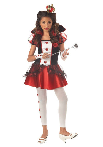 Queen of Hearts-Tween