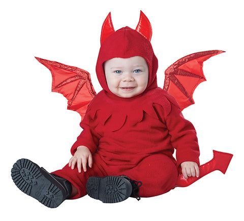 Lil' Devil-Child Costume - ExperienceCostumes.com