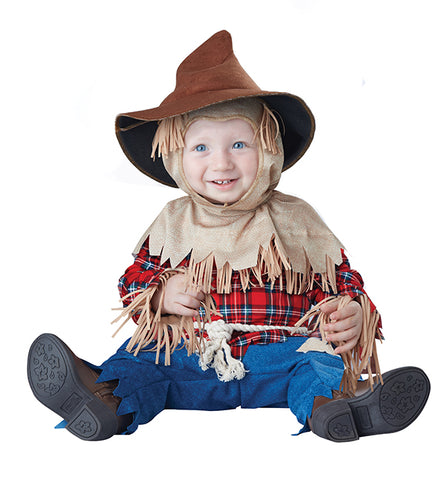 Silly Scarecrow-Child Costume