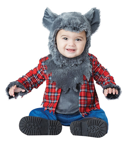 Wittle Werewolf-Child Costume
