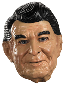 Reagan Deluxe Mask