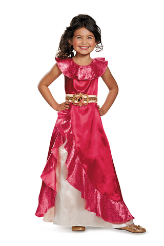 Elena of Avalor Elena Adventure Dress Classic-Child