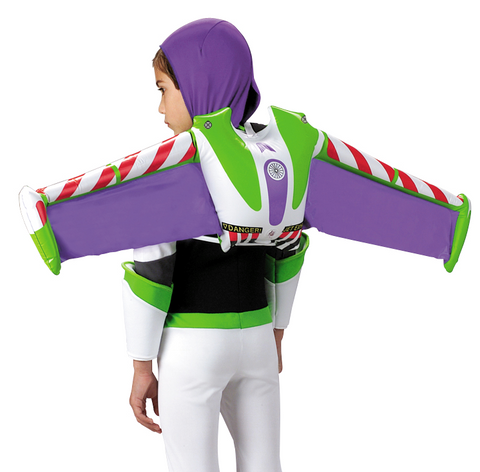 Buzz Lightyear Jet Pack-Child - ExperienceCostumes.com