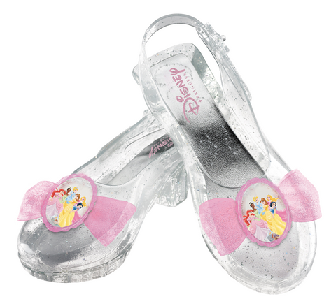 Princess Shoes-Child - ExperienceCostumes.com