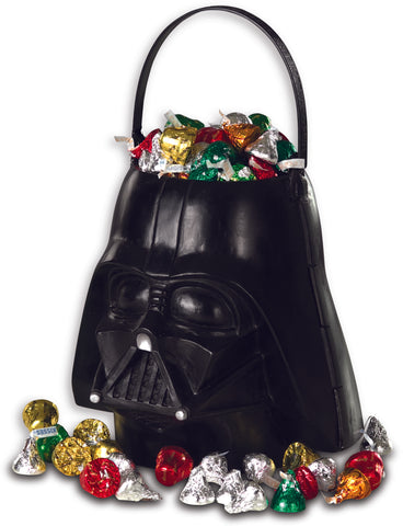 Trick or Treat Pail-Darth Vader
