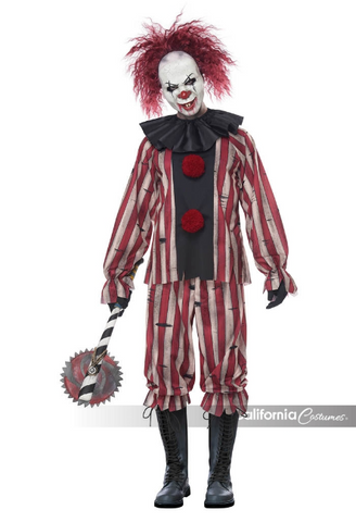 Nightmare Clown-Adult