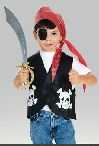 PIRATE ACCESSORIES CHILD