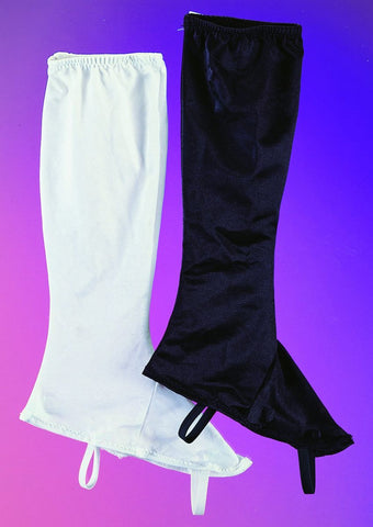 Ladies Boot Covers (white)