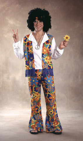 Hippie Costume-Adult
