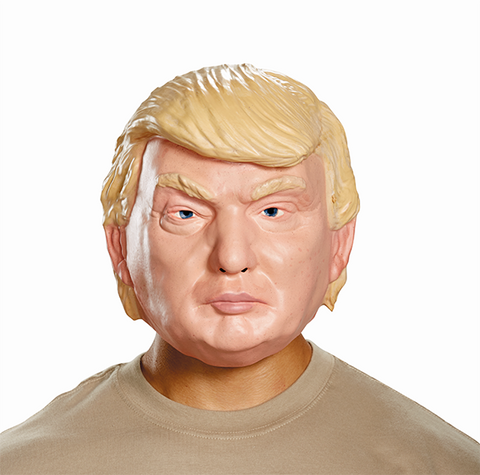 Donald Trump Mask-Adult - ExperienceCostumes.com