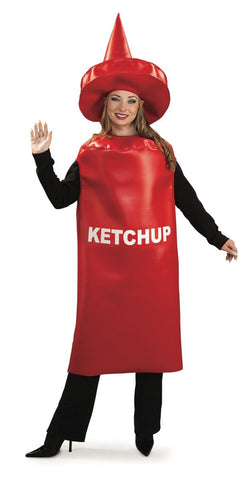Ketchup-Adult Costume