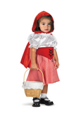 Lil' Red Riding Hood-Child Costume - ExperienceCostumes.com
