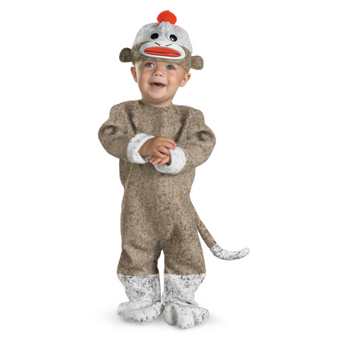 Sock Monkey-Child