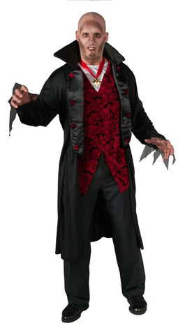 Royal Vampire Deluxe-Adult Costume