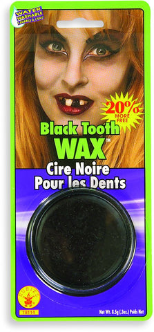 Makeup-Tooth Wax