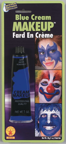 Cream Makeup-Blue