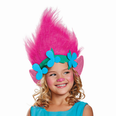 Poppy Headpiece-Child Costume Accessory