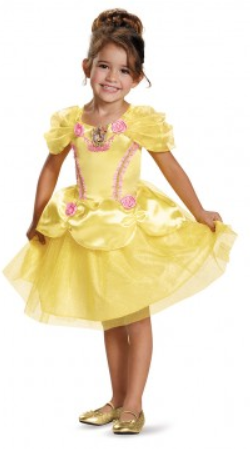 Belle Costume-Toddler