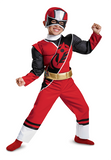 Power Ranger Red Ranger Ninja Steel-Child Costume