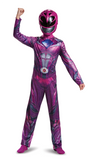 Power Rangers Pink Ranger Classic-Child Costume