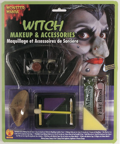 Makeup-Monster Mania Witch Kit