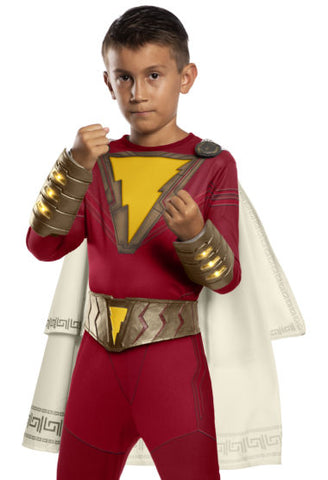 Shazam Belt and Gauntlet-Child