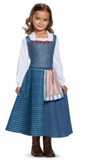 Beauty and the Beast Belle Village Dress-Child Costume