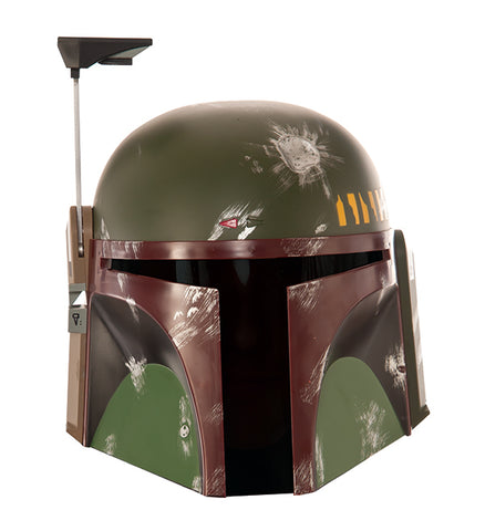 Star Wars Boba Fett Deluxe Mask-Adult